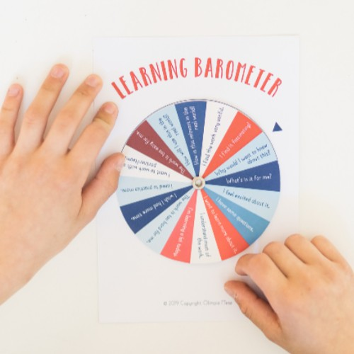 Learning barometer monitoring learning How People learn